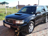 Subaru Forester 2.0 turbo                                            2003